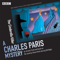 Charles Paris: The Cinderella Killer - Simon Brett - audiobook