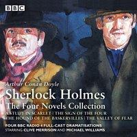 Sherlock Holmes: The Four Novels Collection - Arthur Conan Doyle - audiobook