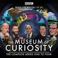 Museum of Curiosity: Series 1-4 - John Lloyd - audiobook