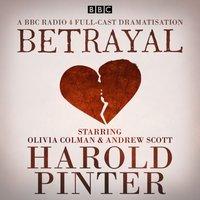 Betrayal - Harold Pinter - audiobook