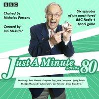 Just A Minute: Series 80 - Nicholas Parsons - audiobook