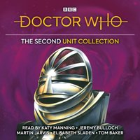 Doctor Who: The Second UNIT Collection - Malcolm Hulke - audiobook