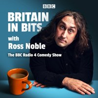Britain in Bits with Ross Noble - Ross Noble - audiobook