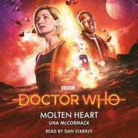 Doctor Who: Molten Heart - Una McCormack - audiobook
