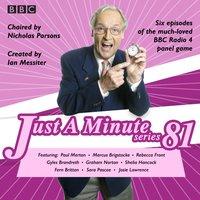 Just a Minute: Series 81 - Nicholas Parsons - audiobook