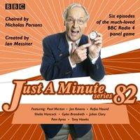 Just a Minute: Series 82 - Gyles Brandreth - audiobook