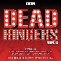 Dead Ringers: Series 18 - Tom Jamieson - audiobook