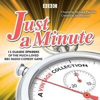 Just a Minute: A Vintage Collection - Nicholas Parsons - audiobook