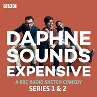 Daphne Sounds Expensive - Jason Forbes - audiobook