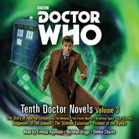 Doctor Who: Tenth Doctor Novels Volume 3 - Dan Abnett - audiobook