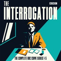 Interrogation: The Complete Series 1-5 - Roy Williams - audiobook