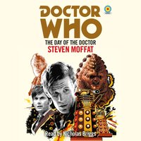 Doctor Who: The Day of the Doctor - Steven Moffatt - audiobook