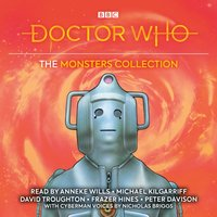 Doctor Who: The Monsters Collection - Gerry Davis - audiobook