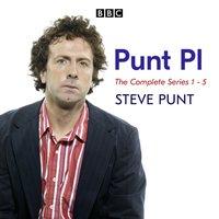 Punt, PI: Series 1-5 - Steve Punt - audiobook