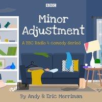 Minor Adjustment - Andy Merriman - audiobook