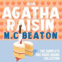 Agatha Raisin - M.C. Beaton - audiobook
