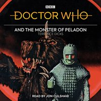 Doctor Who and the Monster of Peladon - Terrance Dicks - audiobook