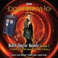 Doctor Who: Ninth Doctor Novels Volume 2 - Justin Richards - audiobook