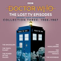 Doctor Who: The Lost TV Episodes Collection Three - Brian Hayles - audiobook