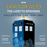 Doctor Who: The Lost TV Episodes Collection One 1964-1965 - John Lucarotti - audiobook