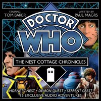 Doctor Who: The Nest Cottage Chronicles - Paul Magrs - audiobook