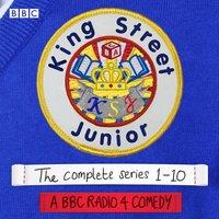 King Street Junior - Jim Eldridge - audiobook