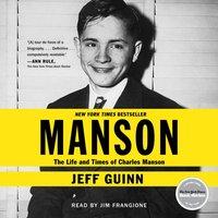 Manson - Jeff Guinn - audiobook
