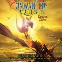 Dragon Curse - Lisa McMann - audiobook