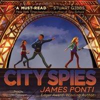 City Spies - James Ponti - audiobook