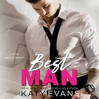 Best Man - Katy Evans - audiobook