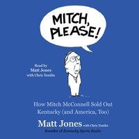 Mitch, Please! - Matt Jones - audiobook