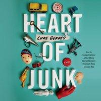 Heart of Junk - Luke Geddes - audiobook