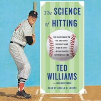 Science of Hitting - Ted Williams - audiobook