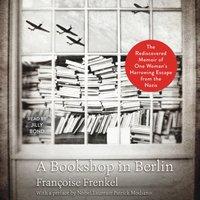 Bookshop in Berlin - Francoise Frenkel - audiobook