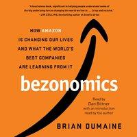 Bezonomics - Brian Dumaine - audiobook