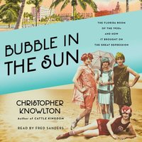 Bubble in the Sun - Christopher Knowlton - audiobook
