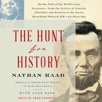 Hunt for History - Nathan Raab - audiobook