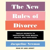 New Rules of Divorce - Jacqueline Newman - audiobook