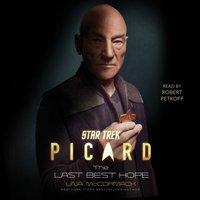 Star Trek: Picard: The Last Best Hope - Una McCormack - audiobook
