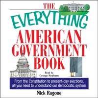 Everything American Government Book - Nick Ragone - audiobook