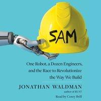 SAM - Jonathan Waldman - audiobook