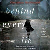 Behind Every Lie - Christina McDonald - audiobook