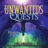 Dragon Fire - Lisa McMann - audiobook