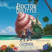 Doctor Dolittle The Complete Collection, Vol. 1 - Hugh Lofting - audiobook