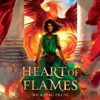 Heart of Flames - Nicki Pau Preto - audiobook