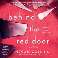Behind the Red Door - Megan Collins - audiobook