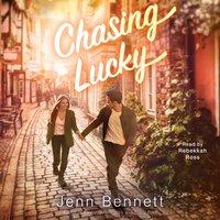 Chasing Lucky - Jenn Bennett - audiobook