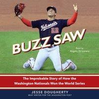 Buzz Saw - Jesse Dougherty - audiobook