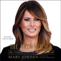 Art of Her Deal - Mary Jordan - audiobook