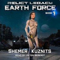 Earth Force - Shemer Kuznits - audiobook